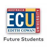 Logo Edith Cowan Unviersity b