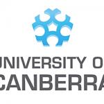 logo uni of canberra